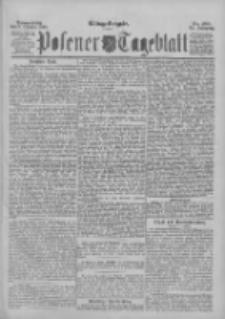 Posener Tageblatt 1895.10.17 Jg.34 Nr487