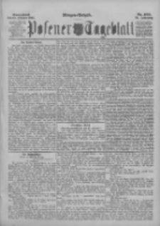 Posener Tageblatt 1895.10.19 Jg.34 Nr490