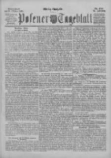 Posener Tageblatt 1895.10.19 Jg.34 Nr491