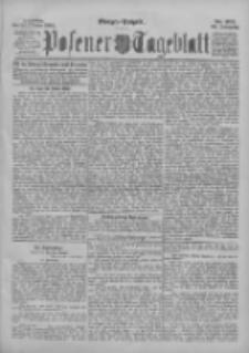 Posener Tageblatt 1895.10.20 Jg.34 Nr492