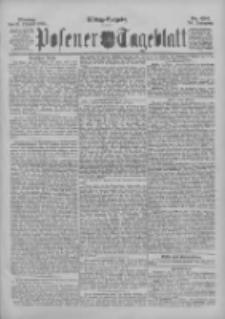 Posener Tageblatt 1895.10.21 Jg.34 Nr493