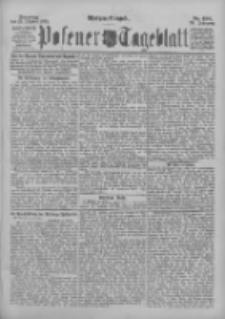 Posener Tageblatt 1895.10.22 Jg.34 Nr494