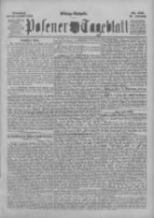 Posener Tageblatt 1895.10.22 Jg.34 Nr495