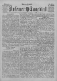 Posener Tageblatt 1895.10.23 Jg.34 Nr496