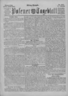 Posener Tageblatt 1895.10.24 Jg.34 Nr499