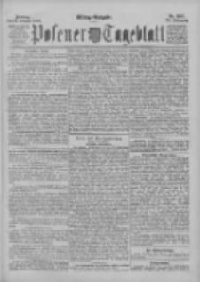 Posener Tageblatt 1895.10.25 Jg.34 Nr501