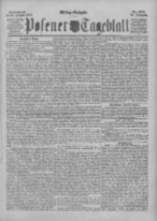 Posener Tageblatt 1895.10.26 Jg.34 Nr503