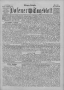 Posener Tageblatt 1895.10.27 Jg.34 Nr504