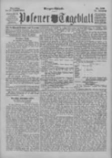 Posener Tageblatt 1895.10.29 Jg.34 Nr506