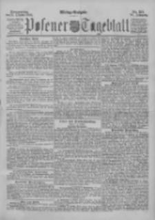 Posener Tageblatt 1895.10.31 Jg.34 Nr511