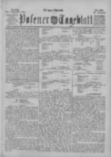 Posener Tageblatt 1895.11.01 Jg.34 Nr512