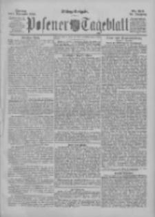 Posener Tageblatt 1895.11.01 Jg.34 Nr513
