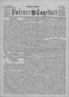 Posener Tageblatt 1895.11.02 Jg.34 Nr514