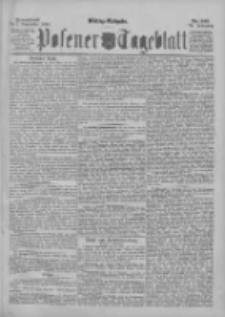 Posener Tageblatt 1895.11.02 Jg.34 Nr515