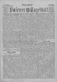 Posener Tageblatt 1895.11.03 Jg.34 Nr516
