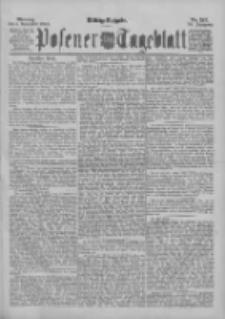 Posener Tageblatt 1895.11.04 Jg.34 Nr517