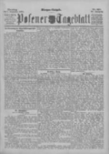 Posener Tageblatt 1895.11.05 Jg.34 Nr518