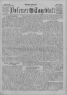 Posener Tageblatt 1895.11.06 Jg.34 Nr520