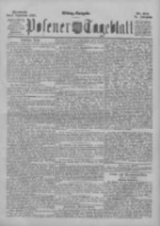 Posener Tageblatt 1895.11.06 Jg.34 Nr521