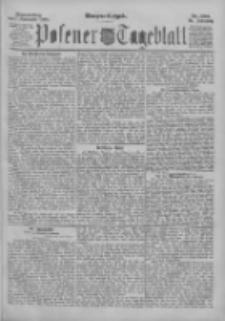 Posener Tageblatt 1895.11.07 Jg.34 Nr522