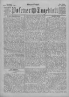 Posener Tageblatt 1895.11.08 Jg.34 Nr524