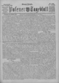 Posener Tageblatt 1895.11.09 Jg.34 Nr526