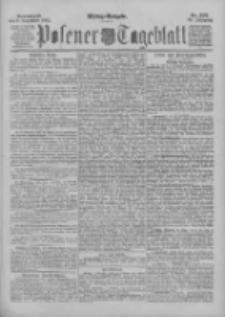 Posener Tageblatt 1895.11.09 Jg.34 Nr527