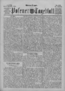 Posener Tageblatt 1895.11.10 Jg.34 Nr528