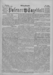 Posener Tageblatt 1895.11.11 Jg.34 Nr529
