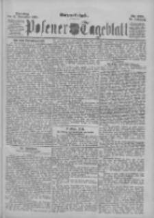 Posener Tageblatt 1895.11.12 Jg.34 Nr530