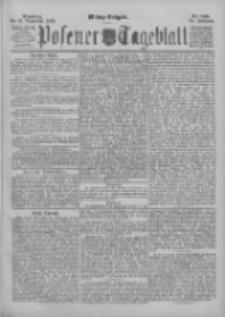 Posener Tageblatt 1895.11.12 Jg.34 Nr531