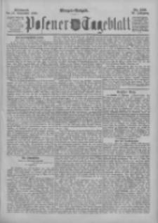 Posener Tageblatt 1895.11.13 Jg.34 Nr532