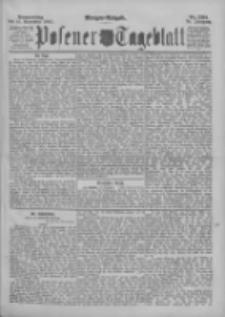 Posener Tageblatt 1895.11.14 Jg.34 Nr534