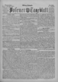 Posener Tageblatt 1895.11.14 Jg.34 Nr535