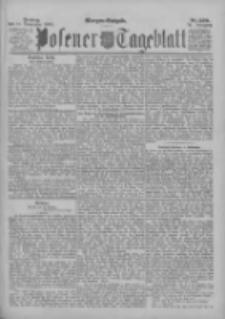Posener Tageblatt 1895.11.15 Jg.34 Nr536