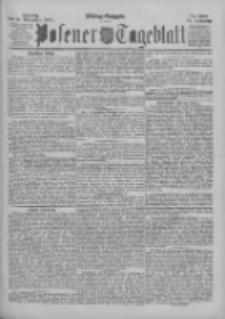 Posener Tageblatt 1895.11.15 Jg.34 Nr537