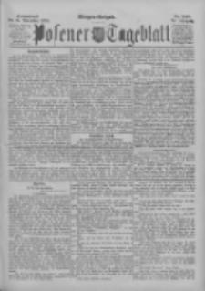 Posener Tageblatt 1895.11.16 Jg.34 Nr538