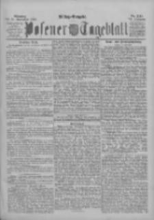 Posener Tageblatt 1895.11.18 Jg.34 Nr541