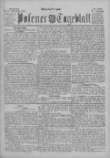 Posener Tageblatt 1895.11.19 Jg.34 Nr542