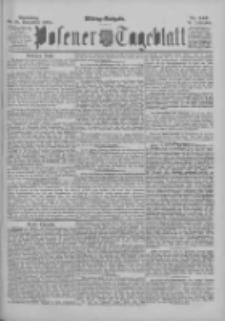 Posener Tageblatt 1895.11.19 Jg.34 Nr543
