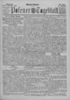 Posener Tageblatt 1895.11.20 Jg.34 Nr544