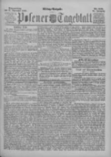 Posener Tageblatt 1895.11.21 Jg.34 Nr545