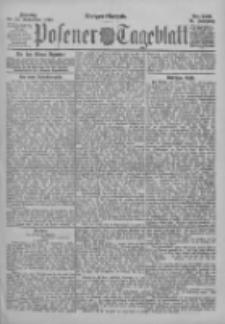 Posener Tageblatt 1895.11.22 Jg.34 Nr546