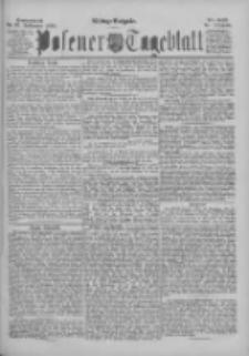 Posener Tageblatt 1895.11.23 Jg.34 Nr549