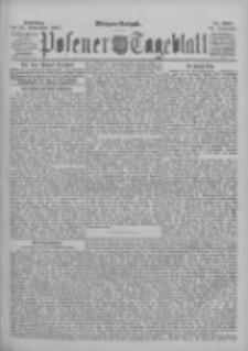 Posener Tageblatt 1895.11.24 Jg.34 Nr550