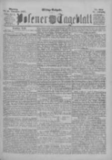 Posener Tageblatt 1895.11.25 Jg.34 Nr551