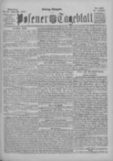 Posener Tageblatt 1895.11.26 Jg.34 Nr553