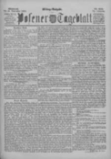 Posener Tageblatt 1895.11.27 Jg.34 Nr555
