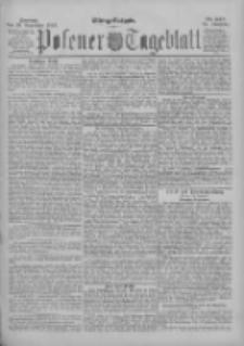 Posener Tageblatt 1895.11.29 Jg.34 Nr559