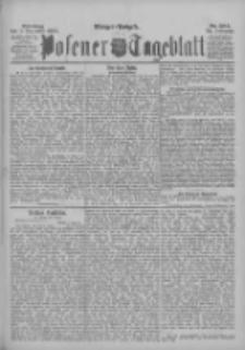Posener Tageblatt 1895.12.03 Jg.34 Nr564